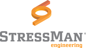 The logo of Stressman Engineering