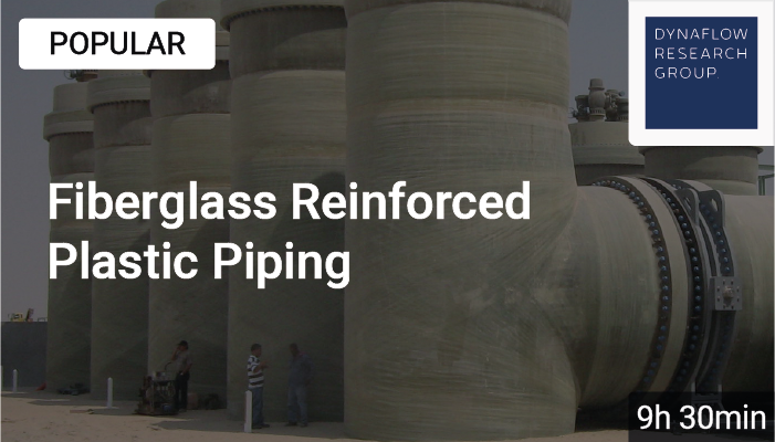Fiberglass Reinforced Plastic (FRP) Engineering for Piping Systems